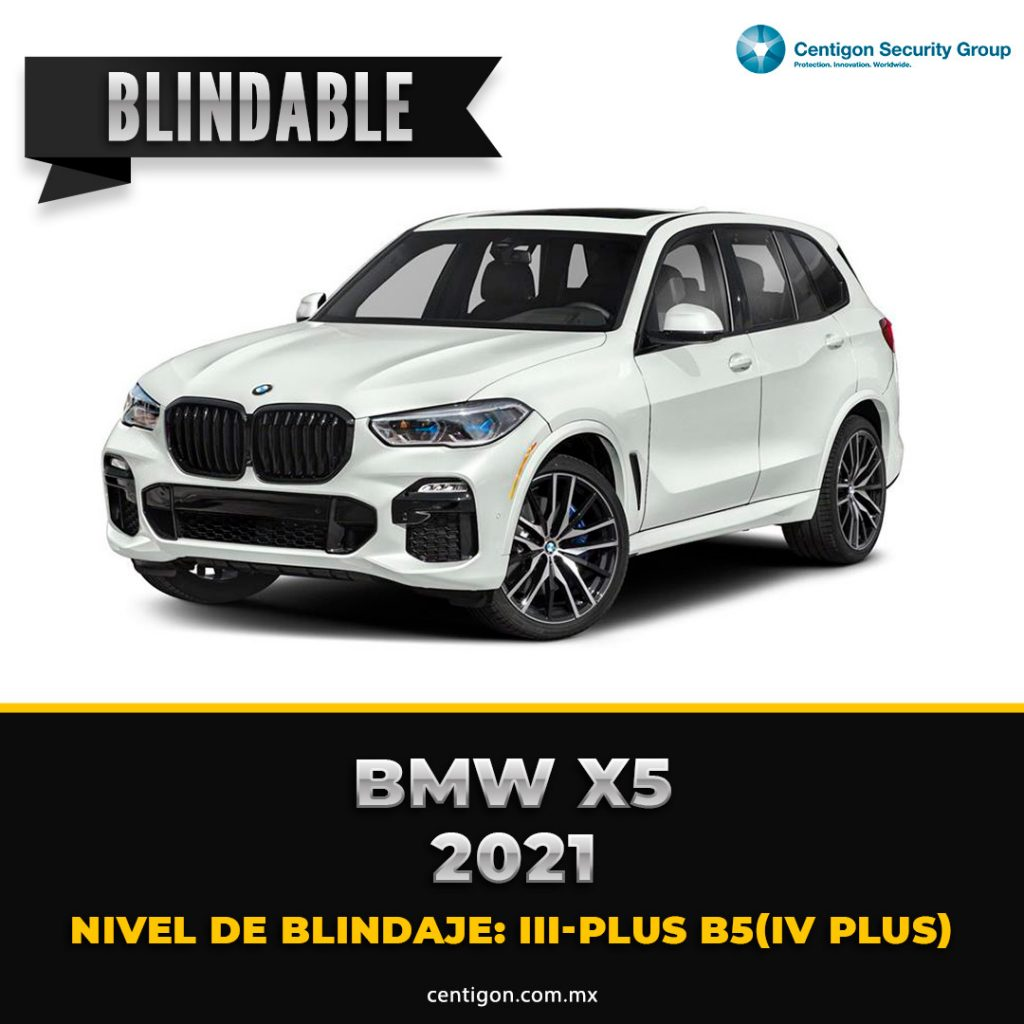 BMW X5 Blindable III-PLUS B5(IV plus)