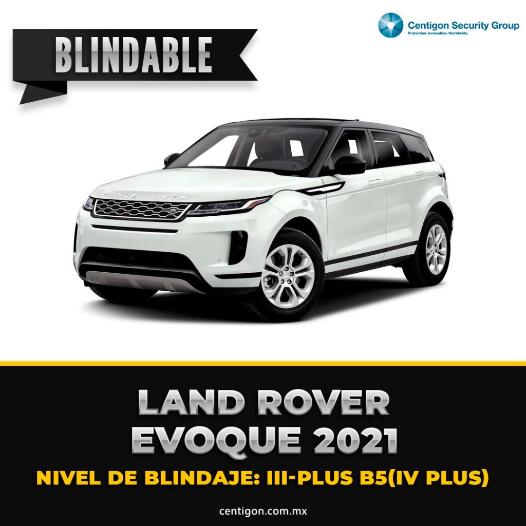 Land Rover Evoque III-PLUS B5(IV plus)